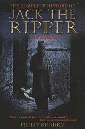 Top jack the ripper books for 2019