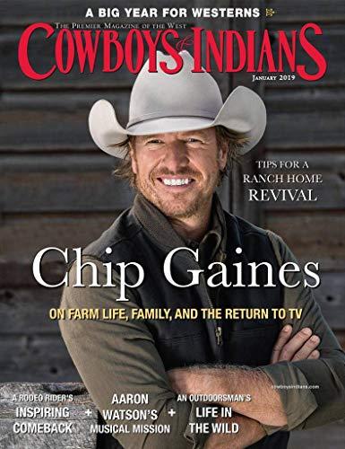 West Magazine Wild (Cowboys & Indians)