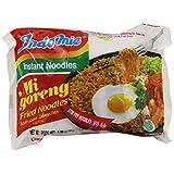 Indomie FRIED NOODLES 100% HALAL Mi Goreng (6 x 5 x85 grams) 30 Packs Total