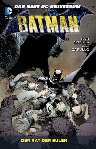 Batman Paperback #1 - Der Rat der Eulen (2013, Panini) ***New 52***