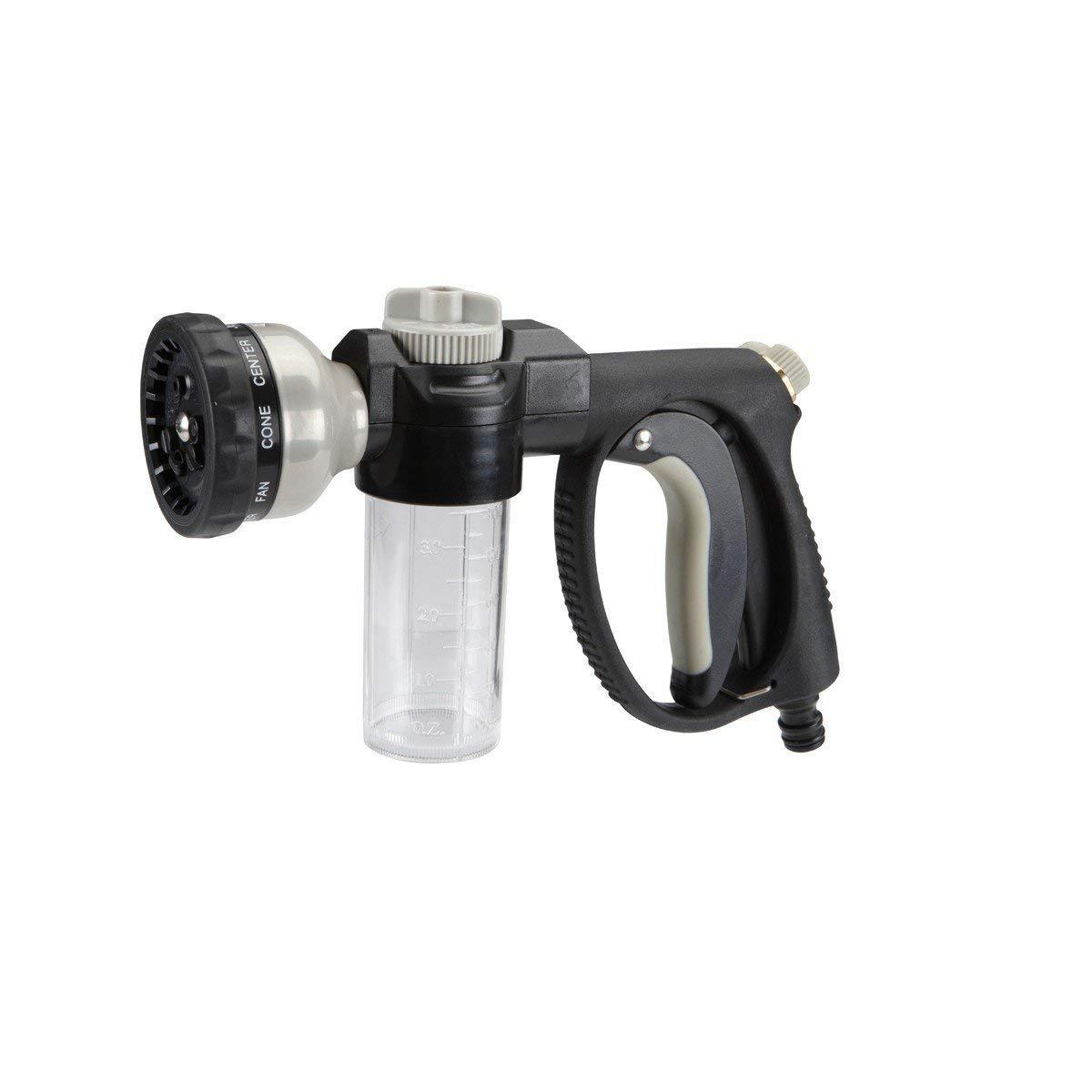Amazon Com Car Wash Nozzle With Soap Dispenser And Nine Spray