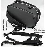 Motorcycle Helmet Bag Waterproof Universal Fit (12-22 Liters)