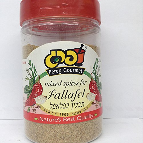 Spice Falafel (Pereg Mixed Spices For Falafel - Pack of 1)