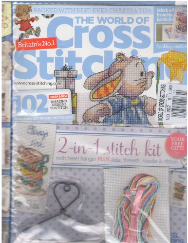 (The World of Cross Stitching Magazine #204)