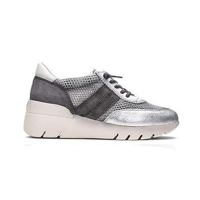 ca853c554e723 Hispanitas Chunky Trainer Shoe - 98641: Amazon.co.uk: Shoes & Bags