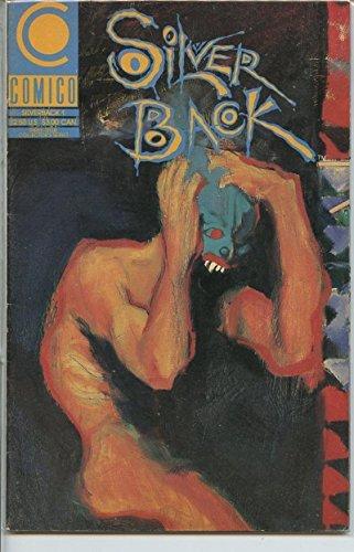 SILVERBACK #1, FN/VF, Matt Wagner, Comico, 1989 more Indies in store