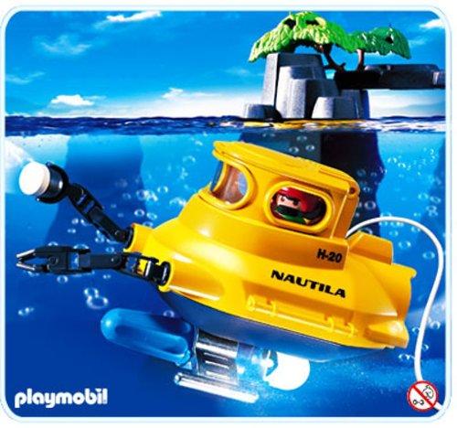 Playmobil Submarine - 6