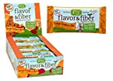 Gnu Foods - Flavor & Fiber Bar - Orange Cranberry, 16 bars by Gnu Foods