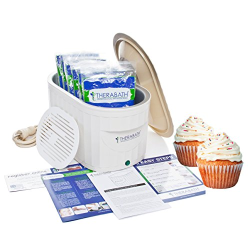 WR Medical Therabath Paraffin Bath Units (Vanilla Cupcake)