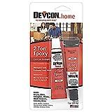 Devcon 35345 2 Ton Clear Epoxy - 0.5 oz. 2 Part Tube