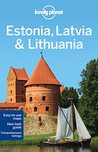 Lonely Planet Estonia, Latvia & Lithuania (Travel Guide)...