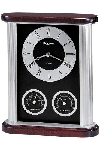 Bulova Belvedere Executive Clock - Executive Clock