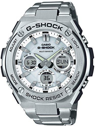 [カシオ]CASIO 腕時計 G-SHOCK ジーショック G-STEEL 電波ソーラー GST-W110D-7AJF メンズ