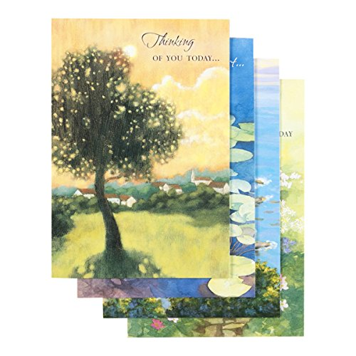Thinking of You - Inspirational Boxed Cards - Reflections