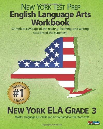 NEW YORK TEST PREP English Language Arts Workbook, New York
