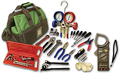 Elenco HVAC Technician Master Tool Kit # TK-8500