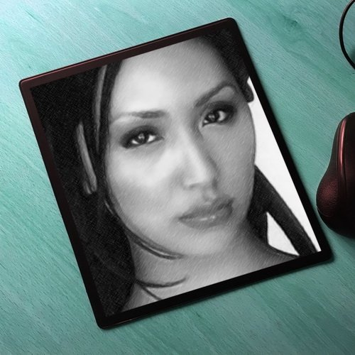 Seasons Linda Park - Original Art Mouse Mat #js001