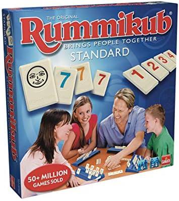 Goliath-Rummikub Original estándar 50221, Color Standard: Amazon.es: Juguetes y juegos