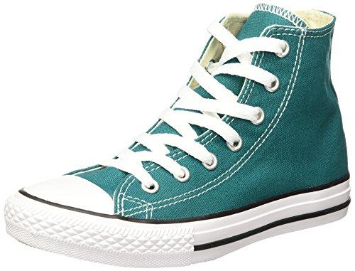 Converse Star Hi Canvas - H2 - Zapatillas abotinadas Unisex Niños Verde