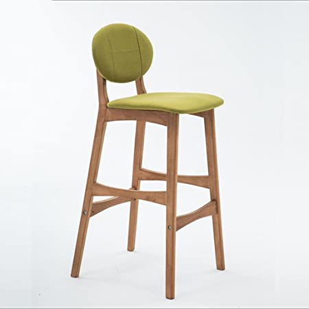 chaise de bar en bois moderne