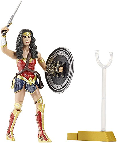 "Batman v Superman: Dawn of Justice Multiverse 6"" Wonder Woman Figure"
