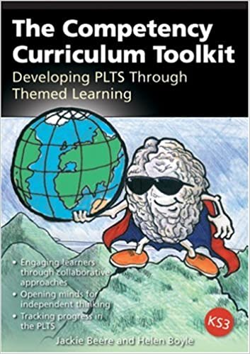 Competency Curriculum Toolkit: Developing PLTS Through Themed ...