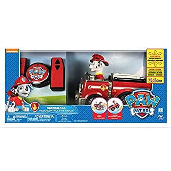 Paw Patrol My First RC Marshall Rescue Racer Remote Control for Ages 3 and Up