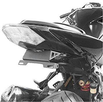 Hotbodies Racing Fender Eliminator - Gloss Black , Color: Black 41102-1001
