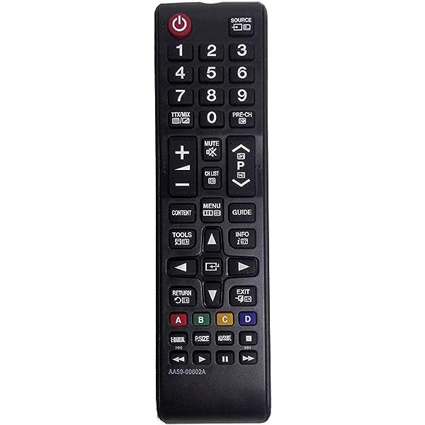 ALLIMITY AA59-00602A Mando a Distancia Reemplazar para Samsung TV UE22ES5000 UE26EH4000W UE32EH4003W UE32EH5000W UE40EH5000W PS43E450A1W UE46EH5000W PS51E450A1W: Amazon.es: Electrónica