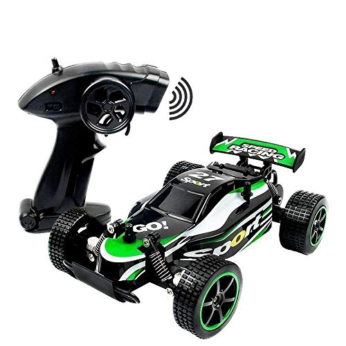 FSTgo Fast RC Cars Off Road 1:20 2WD Remote Control Trucks for Adults Radio Controlled Drift Race Buggy Hobby Car (Green) from FSTgo