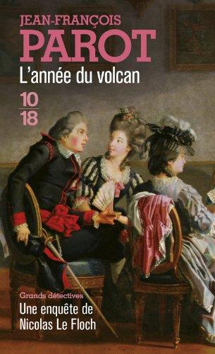 L'année du volcan Broché – 2 janvier 2014 Jean-François Parot L' année du volcan 10 X 18 2264062029