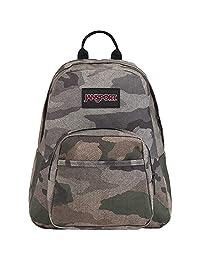 JanSport Mini mochila de media pinta FX, Half Pint Fx, Camo Ombre, Una talla