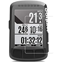 Zshion Screen Protector for Wahoo Elemnt Bolt,Explosion-Proof Ultra-Thin Anti-Scratch Screen Protector for Wahoo Elemnt…