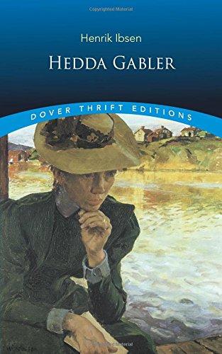 Hedda Gabler (Dover Thrift Editions)