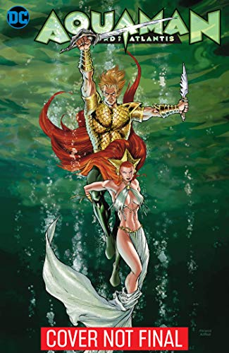 - Aquaman: Sword of Atlantis Book One