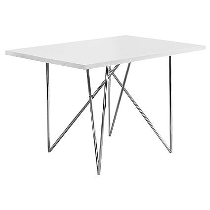 Beau Monarch Specialties I 1038 Dining Table 32u0026quot;X 48u0026quot; ...