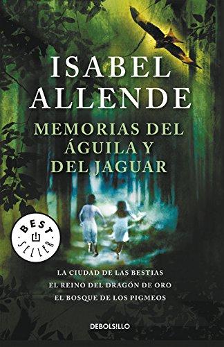 Memorias del águila y del jaguar (BEST SELLER) Tapa blanda – 22 nov 2016 Isabel Allende DEBOLSILLO 8499083048 Short Stories (single author)