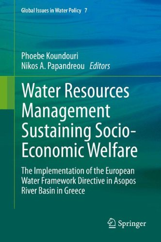Water Resources Management Sustaining Socio-Economic Welfare: The Implementation of the European Water Framework Directi