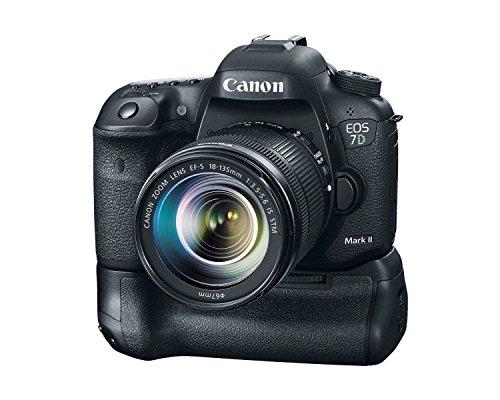 Canon EOS 7D Mark II Digital SLR Camera + 18-135mm is USM Lens 5