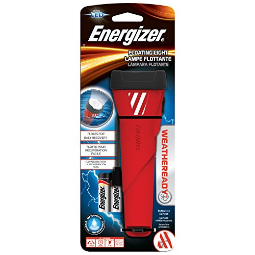 Energizer Weatheready Waterproof Flashlight Batteries