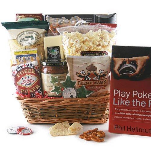 Poker Nite - Poker Gift Basket