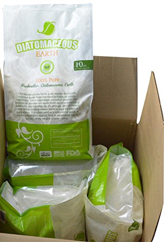 Absorbent Industries AI-10066-S4 Diatomaceous Earth Food ...
