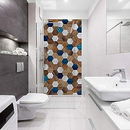 Panneau de douche décoratif Tendance 100x200cm - Revêtement ...