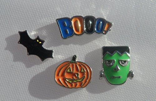 Halloween Boo Frankenstein Bat Pumpkin Floating (Origami Halloween Bat)