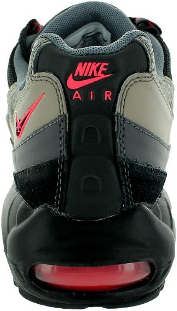 Nike Mens Air Max 95 Bamboo Safari Black Cool Grey Trainer
