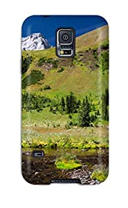 New Galaxy S5 Case Cover Casing(landscape)