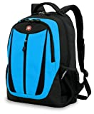SwissGear Lightweight Feature Laptop Backpack (SA3077.D) Color: Bright blue/black PC, Personal Computer