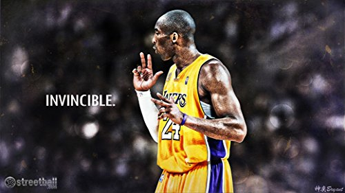 Kobe Bryant poster 43 inch x 24 inch / 24 inch x 13 inch