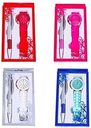 DISOK - Reloj Style Silicona En Caja De Regalo - Detalles Originales Bodas (Precio Unitario)