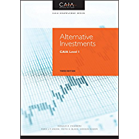 Alternative Investments: CAIA Level I (Wiley Finance)